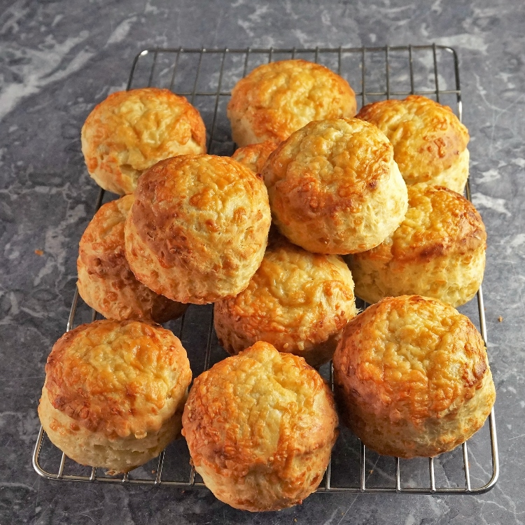 Very Cheesy Cheese Scones Recipes Moorlands Eater