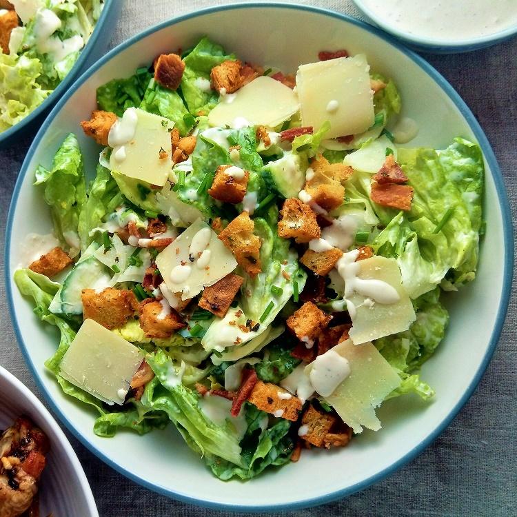 Caesar Salad Recipe Traditional